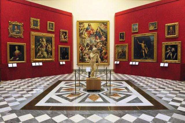 Lockdown Dicabut, Italia Kembali Buka Museum dan Arkeologi Mulai 18 Mei  (74114)