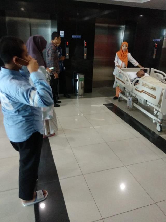 Kemenko PMK: Muhadjir Effendy Masuk RS Bukan karena Corona, Ada Operasi Kecil (128228)