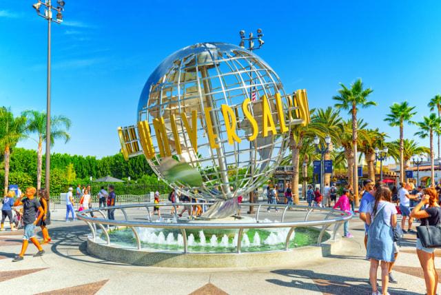 Universal Studios Hollywood California Dibuka Kembali untuk Turis Mulai 16 April (879769)