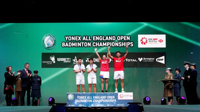 Praveen/Melati Juara All England