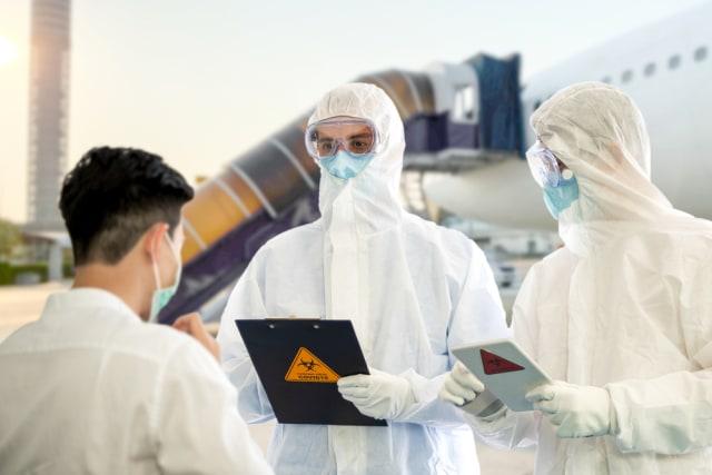 Rapid Test Jadi Awal Petaka Corona di Pesawat, Kemenhub Harus Bertanggung Jawab (41481)