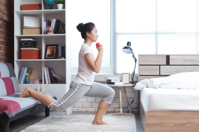 4 Aplikasi untuk Olahraga yang Bisa Dilakukan di Rumah (140193)