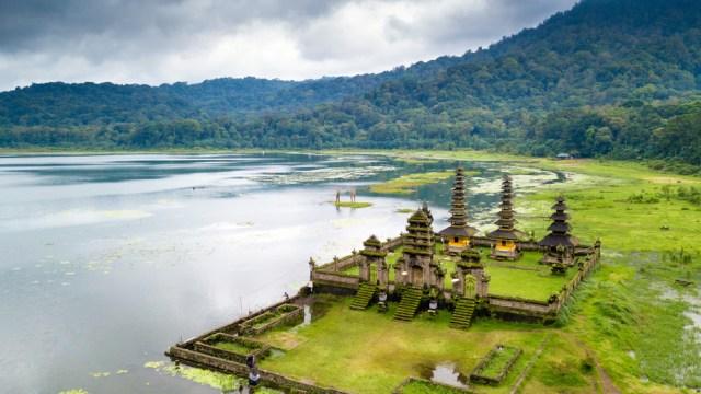Danau Tamblingan, Alternatif Tempat Wisata di Bali Bagi Pencari Ketenangan (2635)