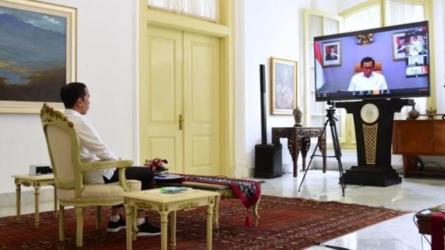 Arahan Lengkap Jokowi untuk Atasi Dampak Virus Corona ke Ekonomi Indonesia (160694)