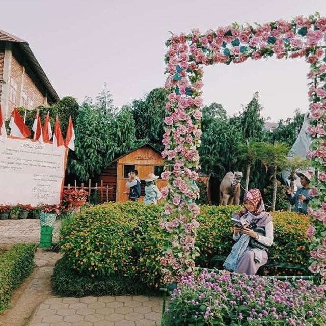 122 Tempat Wisata di Bandung Siap Dijadikan Sentra Vaksinasi Sementara (278749)