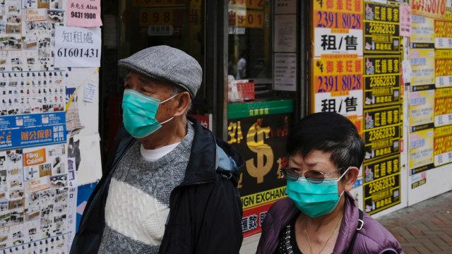 Virus Corona-Hong Kong
