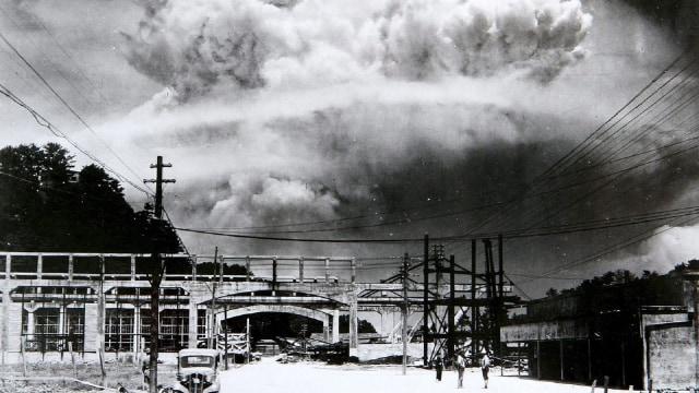 Di Mana Titik Ledakan Bom Nuklir Nagasaki? (139872)
