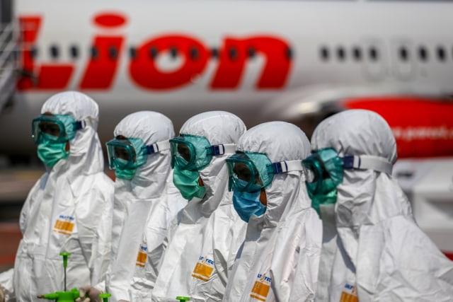 Lion Air Tujuan Kalimantan Pindah ke Terminal 2D Bandara Soekarno-Hatta  (244452)
