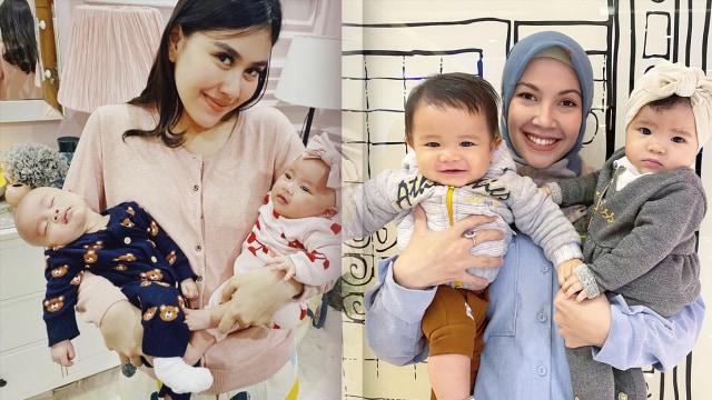 Nama Bayi Kembar yang Terinspirasi dari Anak Seleb Beserta Artinya (256364)