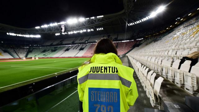 Sepak Bola Italia Belum Berhenti Perangi Virus Corona (1289016)