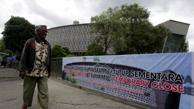 Pemprov Aceh Siapkan Kuburan Massal Korban Virus Corona (1029908)