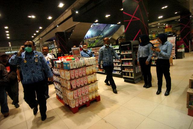 Mobilitas Warga Jateng ke Mal hingga Restoran Naik 160% saat Akhir Libur Lebaran (57641)