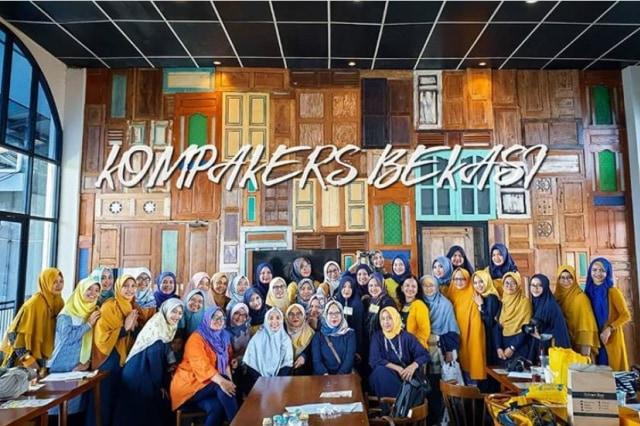 Kompakers Bekasi: Upload Foto Kompakan hingga Belajar Fotografi Profesional (368066)