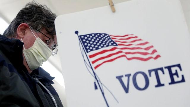 Beda Sistem Pemilu di Amerika Serikat dengan Indonesia (124953)