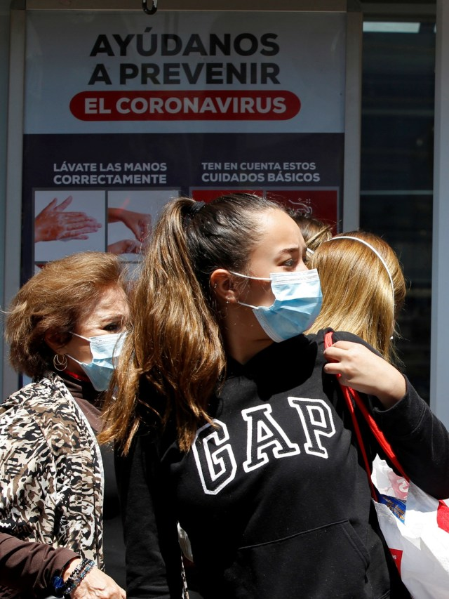 PTR-Virus Corona-Kolombia