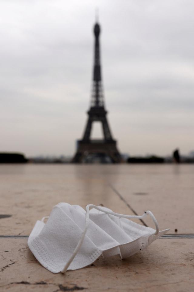 Di-lockdown, Pemerintah Paris Sewa Hotel untuk Tempat Tinggal Tunawisma (1182112)