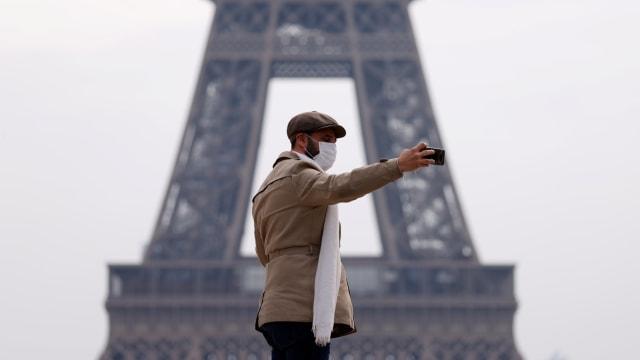 Di-lockdown, Pemerintah Paris Sewa Hotel untuk Tempat Tinggal Tunawisma (1182114)