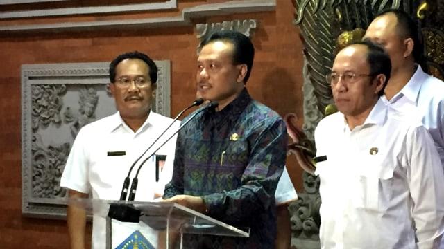 Pemprov Bali Respons Beda Data dengan Doni Monardo soal PMI Positif Corona (66165)