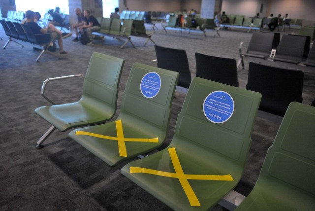 Bandara Ngurah Rai Raih Sertifikasi Inisiasi Koridor Sehat (70725)