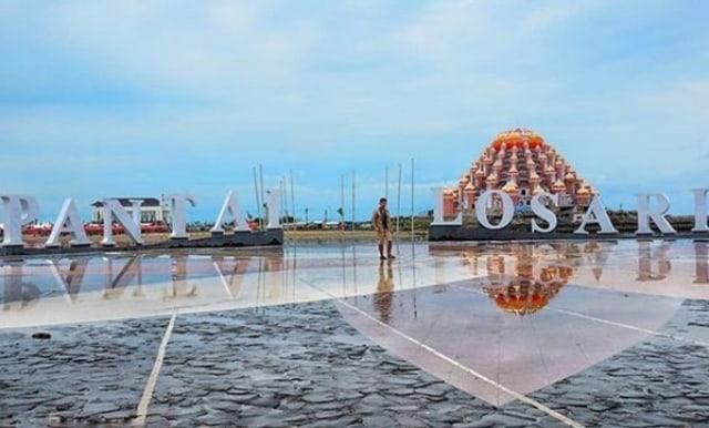 Antisipasi Corona, Anjungan Pantai Losari Makassar Ditutup Selama 14 Hari (739670)