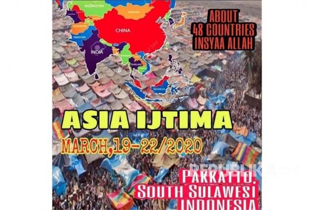 Tak Diizinkan Akibat Corona, Ribuan Massa Jamaah Tabligh Sudah Berkumpul di Gowa (694840)