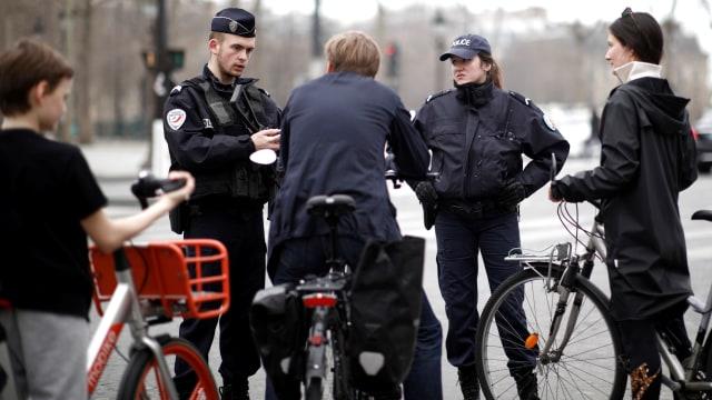 Di-lockdown, Pemerintah Paris Sewa Hotel untuk Tempat Tinggal Tunawisma (1182113)