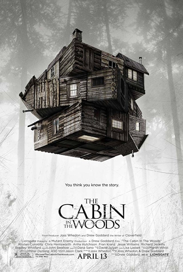 Sinopsis Film Cabin In The Woods, Tayang Malam Ini di Bioskop Trans TV (98537)