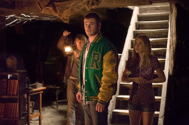 Sinopsis Film Cabin In The Woods, Tayang Malam Ini di Bioskop Trans TV (98539)