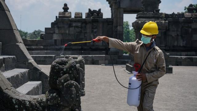 Pemerintah Genjot Rencana Induk Pariwisata Borobudur-Prambanan (633620)