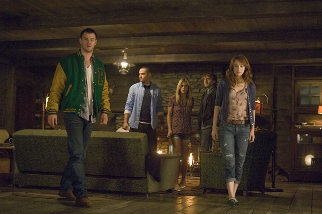 Sinopsis Film Cabin In The Woods, Tayang Malam Ini di Bioskop Trans TV (98538)