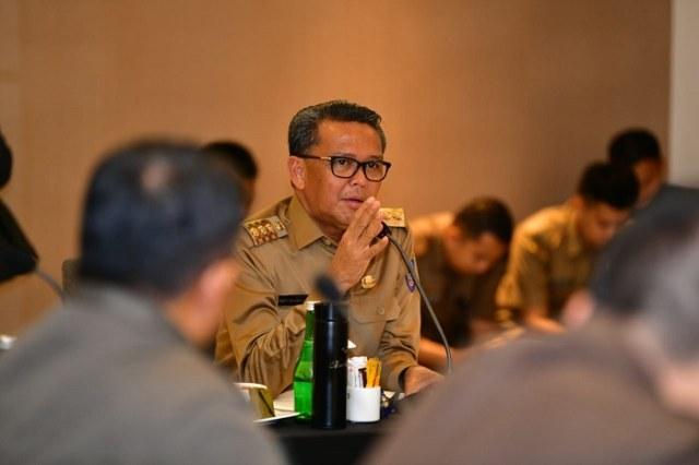 Gubernur Sulsel Minta Kepulangan Peserta Ijtima Asia Dipantau Ketat (766705)