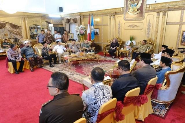 Gubernur Sulsel Minta Kepulangan Peserta Ijtima Asia Dipantau Ketat (766706)