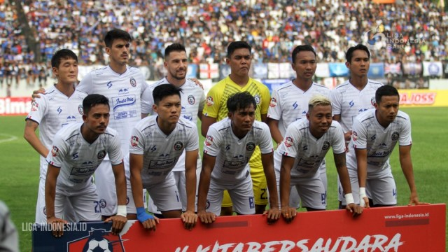 5 Pemain Timnas U-23 Sepakat Lanjutkan Kerja Sama dengan Arema FC  (211325)
