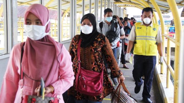 Antisipasi Corona, WNI Pulang ke Indonesia