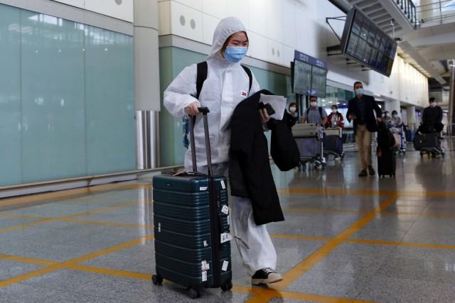 Penduduk Indonesia Dilarang Masuk Hong Kong