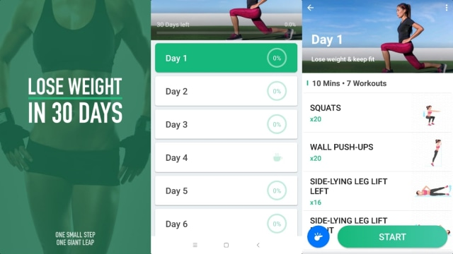 4 Aplikasi untuk Olahraga yang Bisa Dilakukan di Rumah (140195)