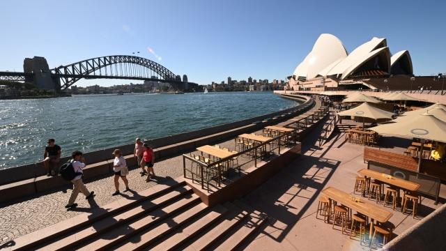 Lockdown Melbourne Dicabut, Pub dan Restoran Diizinkan Buka (217540)