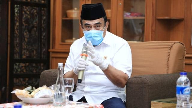 PWNU Jateng Minta Jokowi Copot Menag Fachrul Razi  (148334)