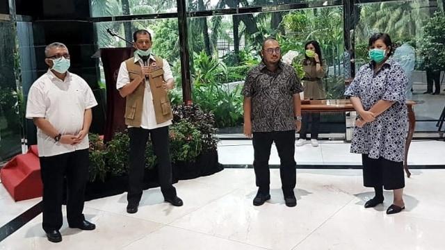 Surya Paloh Ubah Hotel Bintang 5 untuk Posko Tenaga Medis COVID-19 (224823)