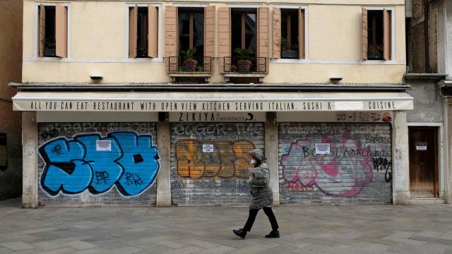 Bawa Kura-kura Peliharaannya Jalan-jalan, Wanita di Italia Didenda 400 Euro (31693)