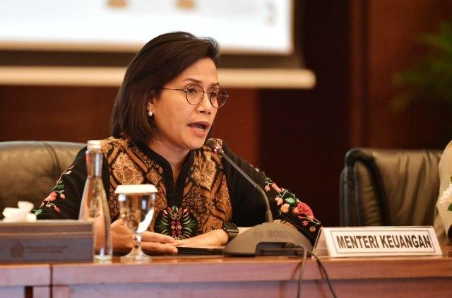 Pulihkan Ekonomi, Sri Mulyani Perkuat Kerja Sama Internasional (103964)
