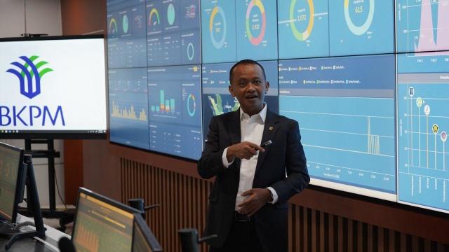 Bahlil: Infrastruktur Bikin Investasi di Jawa dan Luar Jawa Mulai Berimbang (77924)