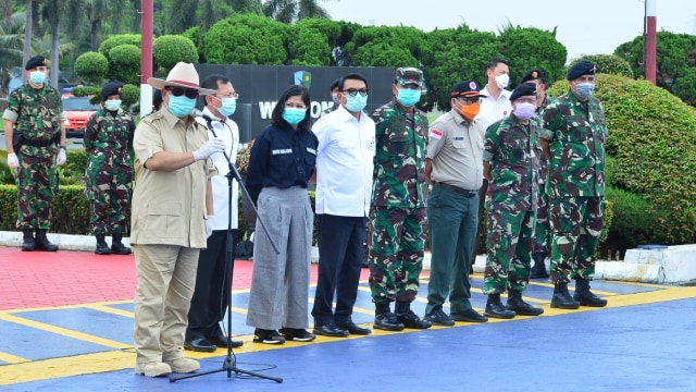 Alat Kesehatan tiba di Jakarta
