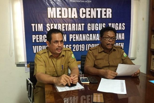 Pemprov Aceh Siapkan Kuburan Massal Korban Virus Corona (1029907)