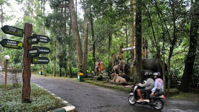 6 Destinasi Wisata di Jawa Barat Jadi Percontohan Penerapan CHSE, Apa Saja? (8133)