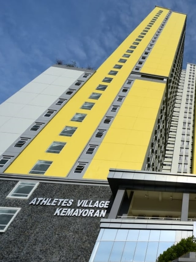 Kasus Corona di Jakarta Masih Tinggi, Keterisian Wisma Atlet Capai 57,44% (84167)