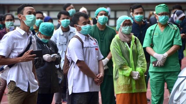 Rapid test di Bekasi