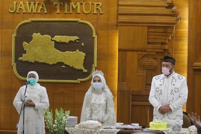 Resepsi Pernikahan di tengah wabah corona