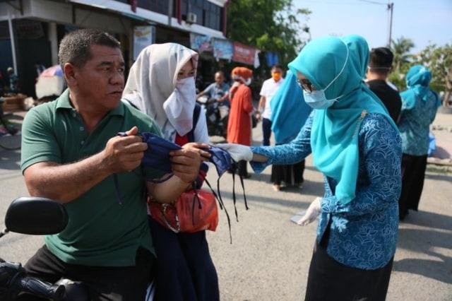 Update Corona di Aceh: 216 ODP, 6 PDP Dirawat, 1 PDP Meninggal, 0 Positif  (117272)