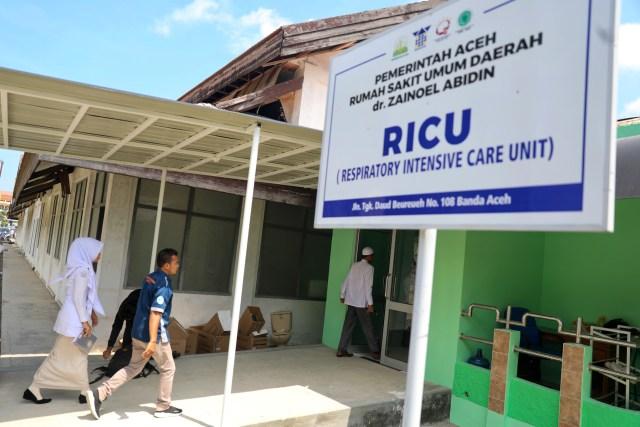 Update Corona di Aceh: 216 ODP, 6 PDP Dirawat, 1 PDP Meninggal, 0 Positif  (117273)